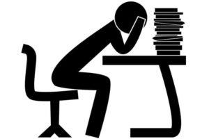 仕事に追われるストレスの対処法