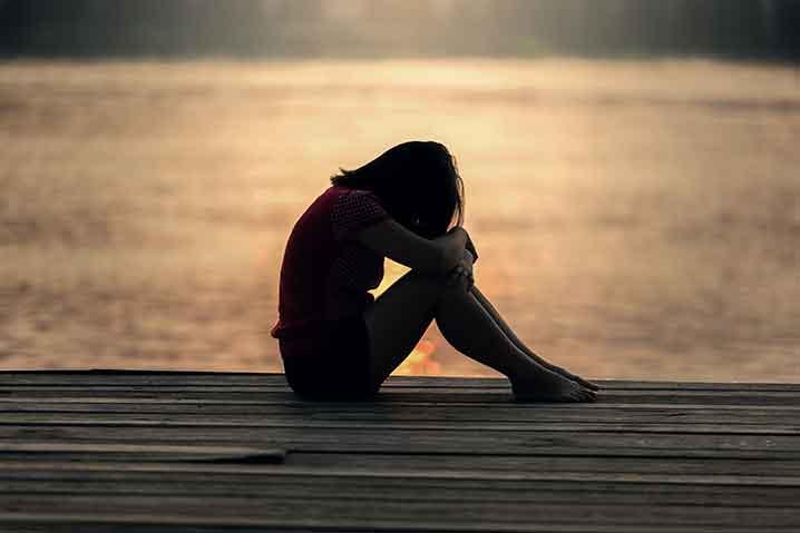 自分の存在価値が分からず苦しんでいる人