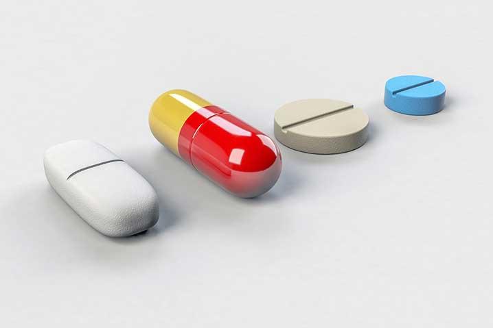 心療内科で出される薬