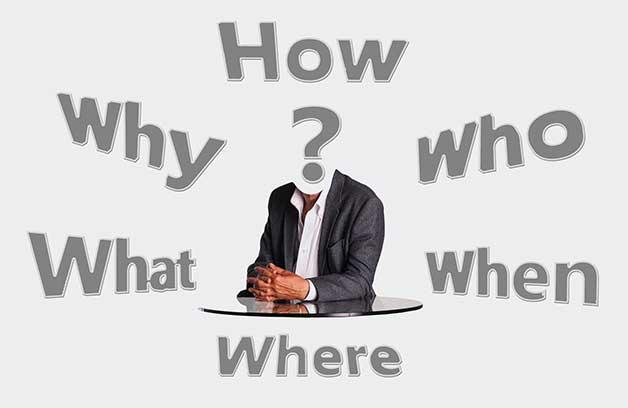 面接で質問は必須