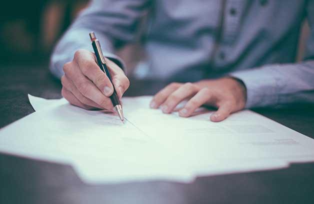 履歴書の書き方や面接での受け答え