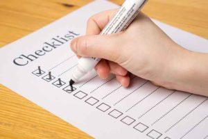ブラック企業診断テストのチェックリスト