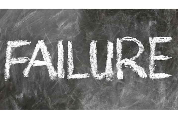 仕事に失敗する人の問題点